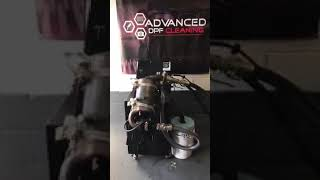 Advanced DPF Cleaning System