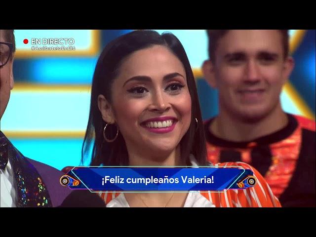 ¡Así celebraron a Valeria! | Acábatelo