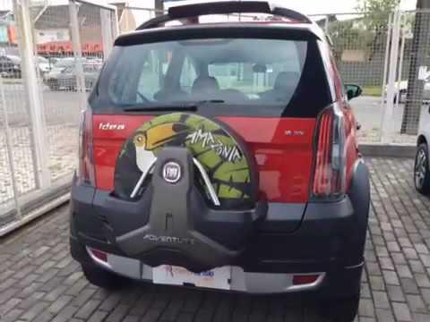 fiat idea 1 8 adventure 4p 2013 carros usados e