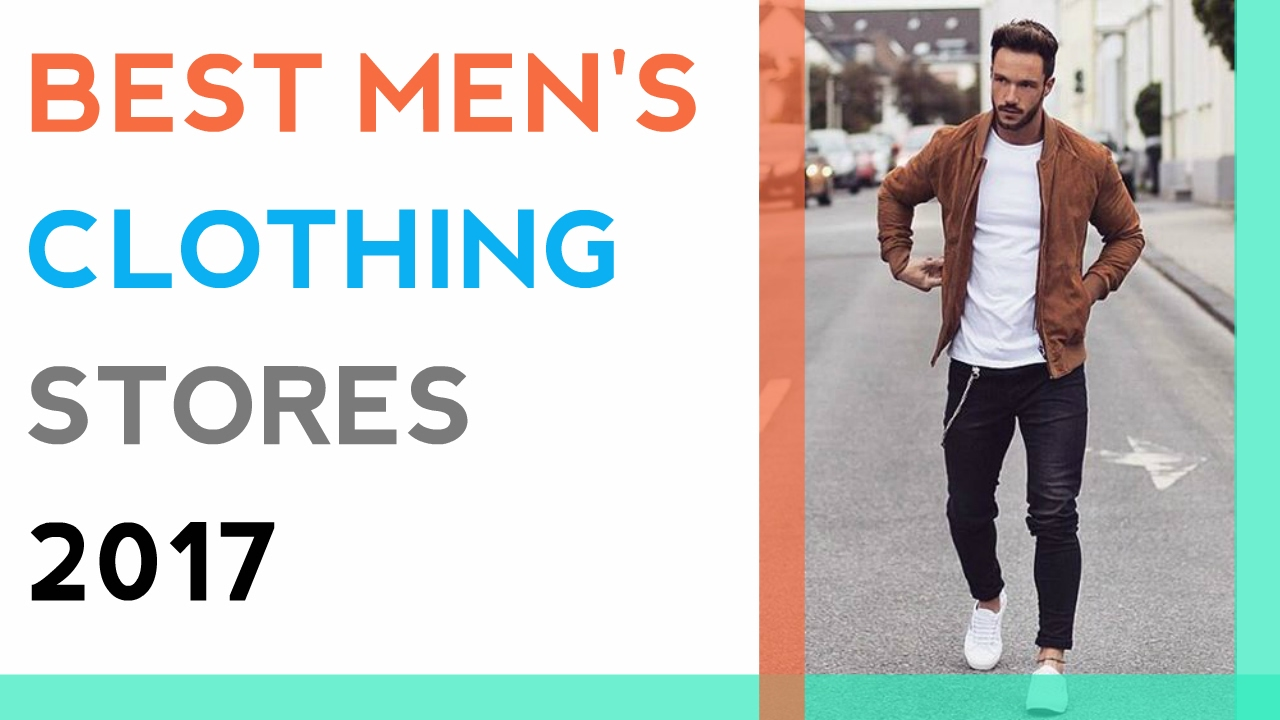 Top Men's Clothing Websites 2016 - YouTube
