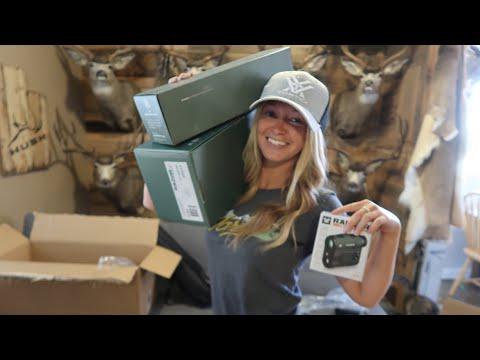 Vortex Optics Unboxing! Rifle Scope, Spotting Scope, Range Finders, And More!