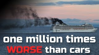 Are Cruise Ships Are Destroying The World?