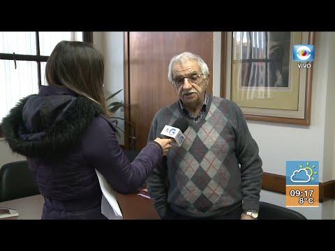 Móvil: Representante de jubilados en el BPS