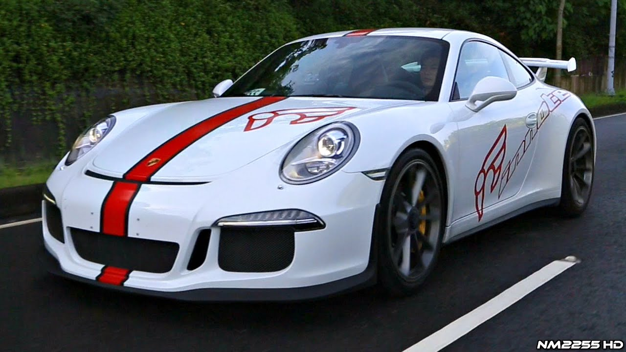 Insanely LOUD Porsche 991 GT3 With IPE Innotech RACE