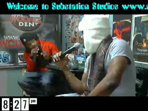 Passport Interview With Chad Money @Substation Studios 2-6-2014