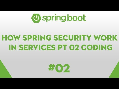 Spring Boot Essentials 02 - How Spring Security works, HTTP Basic Authentication