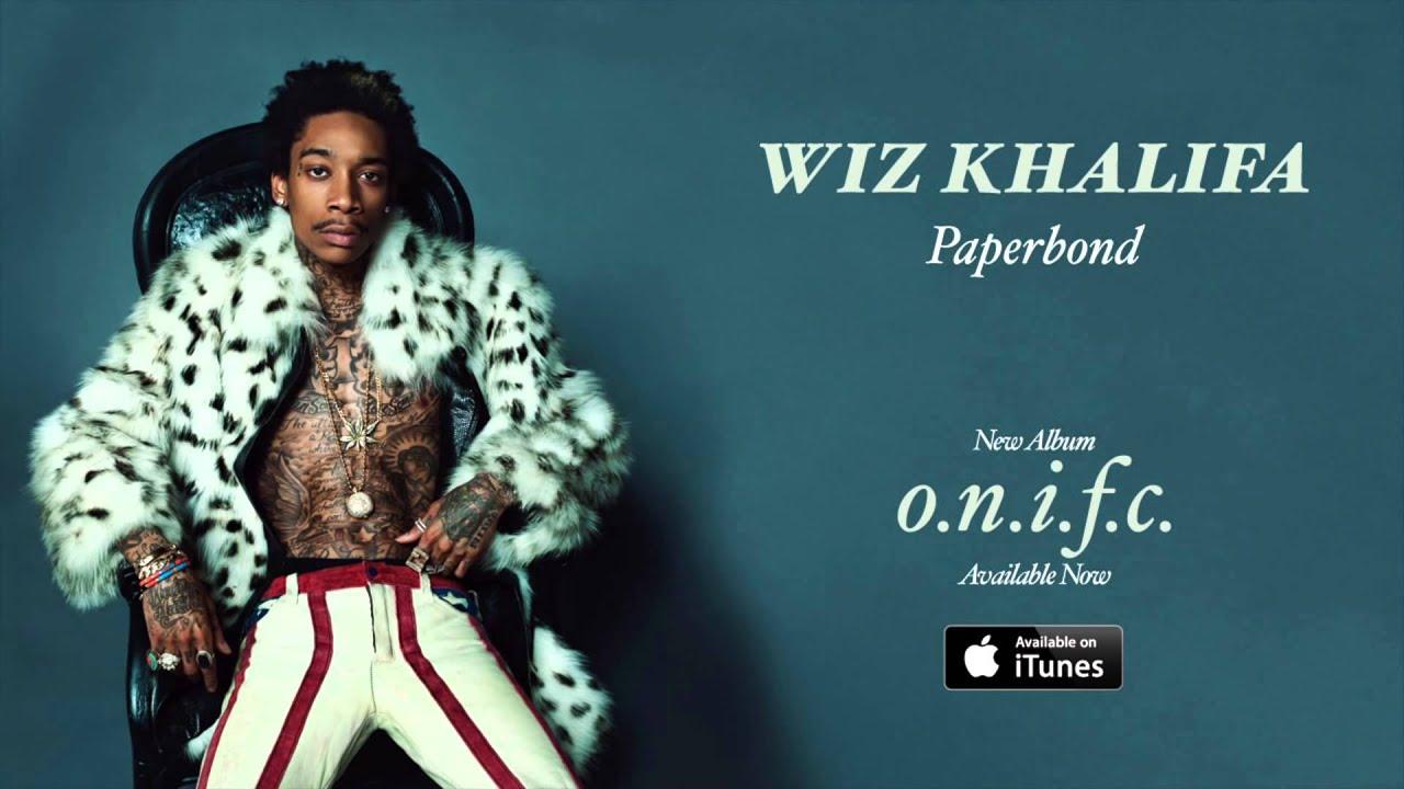 Download Wiz Khalifa   [Paperbond Official Audio]