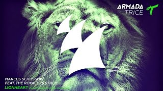 Marcus Schossow feat. The Royalties STHLM - Lionheart (Marcus Schossow Future Groove Mix)