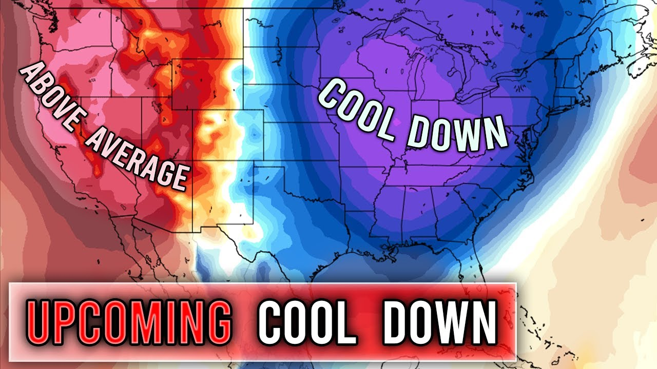 Upcoming Big Cool Down