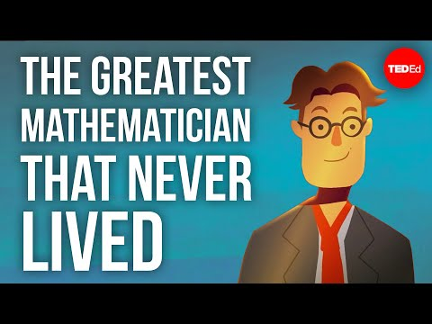 Video image: The greatest mathematician that never lived - Pratik Aghor