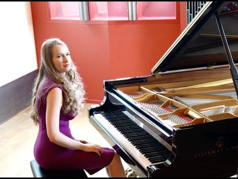 Kristina Miller plays Rachmaninov Etude Tableaux op.39 Nr.1