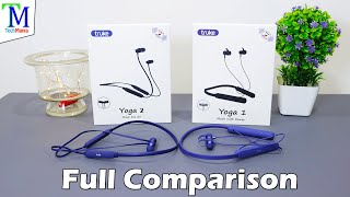 Truke Yoga 1 vs Truke Yoga 2 | Full Comparison of Build Quality and Sound Quality | Which one is G8?