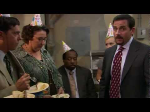 The Office Season 5 Bloopers Very Funny Lol Youtube