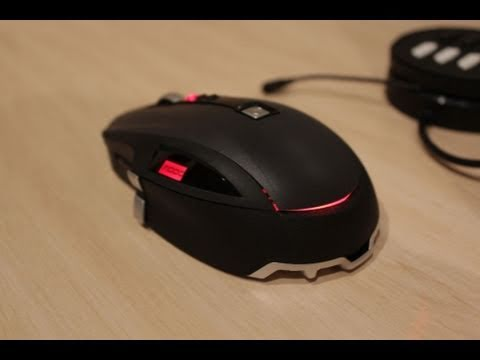 ab5c6febf1d Microsoft Sidewinder X8 Gaming Mouse Review (HD) - YouTube