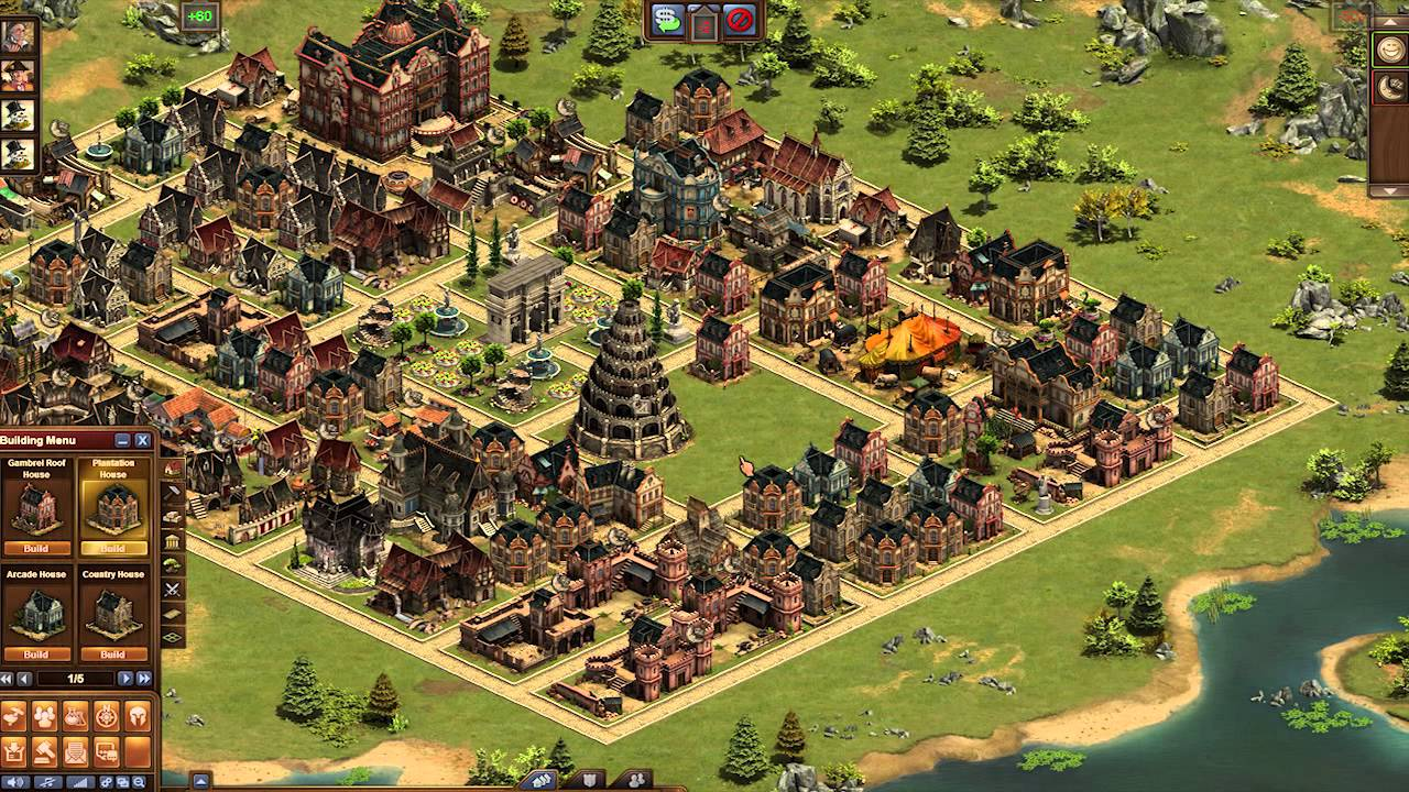 Forge Of Empires Great Buildings Walkthrough Video Youtube