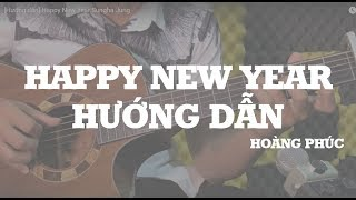 [Hướng dẫn] Happy New Year Sungha Jung
