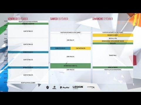 Six Invitational 2019 - Demi-Finales avec Scok, Sixquatre & FuriouSG !