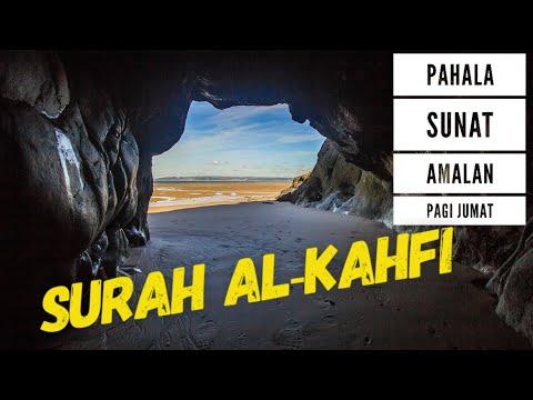 Download Lagu Bacaan Surah Al Kahfi oleh Malik Ahmad
