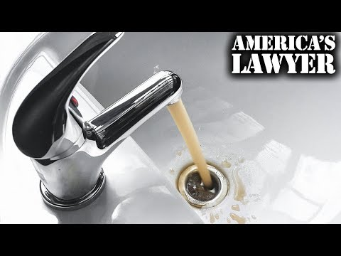 Judge Allows Flint, Michigan Citizens To Sue The EPA