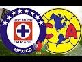 J12 Cruz Azul vs America (4-0) AP 2014- Resumen HD