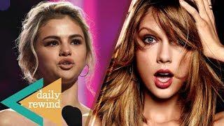 Selena Gomez DRAGGED for Wearing Fur, Taylor Swift's Stalker Makes HORRIFYING Death Threats -DR