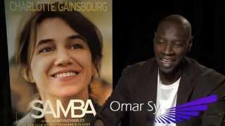 Samba - Omar Sy Interview