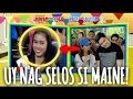 Maine Nag Selos Kay Miss Millennial Dahil Kay Alden! Bakit Kaya?