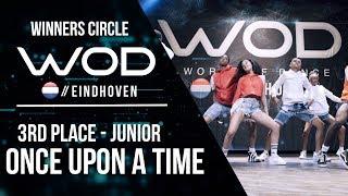 Video ONCE UPON A TIME  | 3rd Place Junior | World of Dance Eindhoven Qualifier 2017 | #WODEIN17 download MP3, 3GP, MP4, WEBM, AVI, FLV September 2018