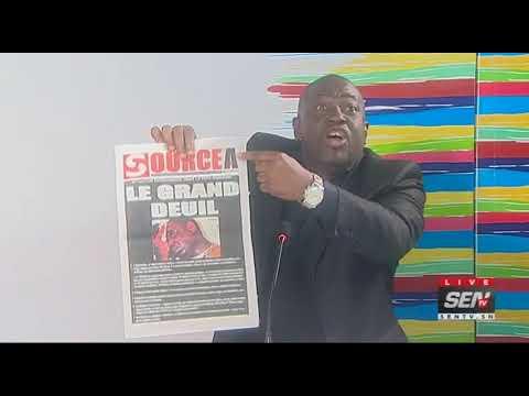 Revue des titres de Fabrice Nguema du 20 Août 2019