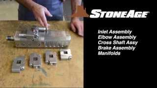 StoneAge® Torus™ TR-130 Tool Maintenance