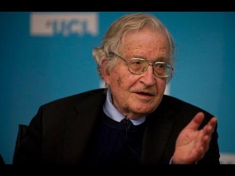 Noam Chomsky - UCL Rickman Godlee Lecture 2011