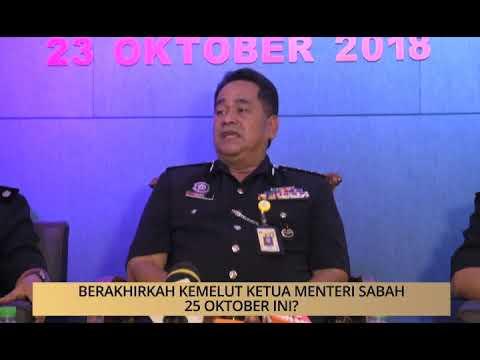 AWANI - Sabah: Berakhirkah kemelut Ketua Menteri Sabah 25 Oktober ini?
