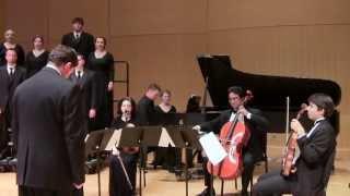 "CWU Chamber Choir: Gjeilo - ""Luminous Night of the Soul"""