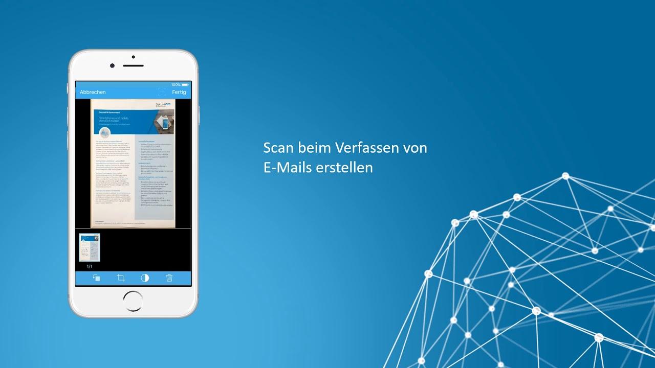 Release Update Scannen Sie Dokumente Direkt In Der