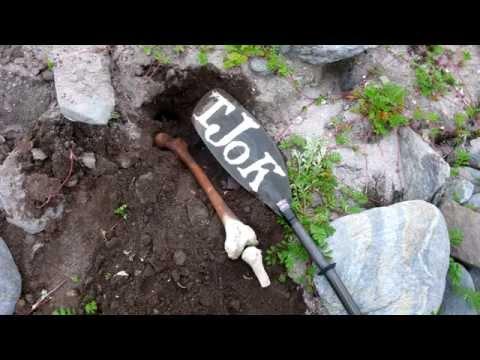 Sea Kayaking Ireland 2014 - The Island of Death.