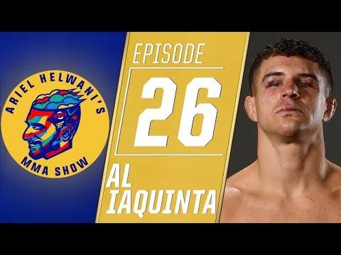 Al Iaquinta critiques Kevin Lee's mentality, calls out Conor McGregor | Ariel Helwani's MMA Show
