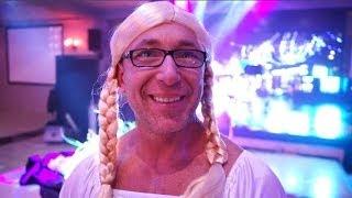Пурим 2014 город хайфа! видео репортаж