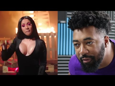 DJ Khaled - Wish Wish ft. Cardi B, 21 Savage - REACTION