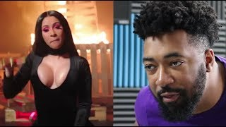 DJ Khaled - Wish Wish ft. Cardi B, 21 Savage - REACTION