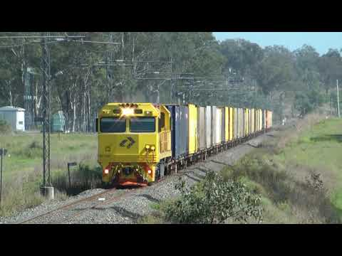 AUS 2014 QLD Freight Ops