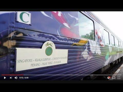 《ICON 风华》X Eastern & Oriental Express