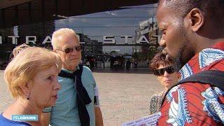 Familie vermiste Nsimire (14) ten einde raad: 'We blijven flyeren en hopen'  - RTL NIEUWS