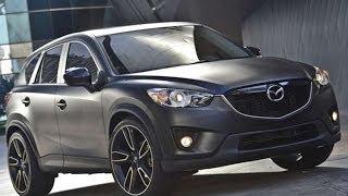 Mazda CX-5 Urban Concept 2012 Videos