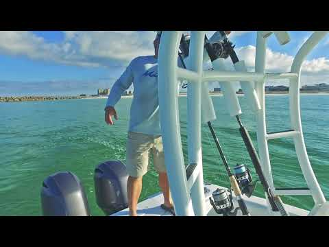 Fishing With Si DESTIN INSHORE GUIDES