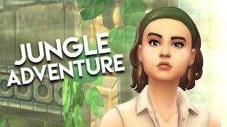 BEE ATTACK // The Sims 4: Jungle Adventure #3