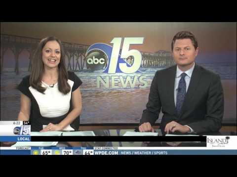 Amanda Live at The Great Kindness Challenge - Good Morning Carolinas - WPDE ABC 15