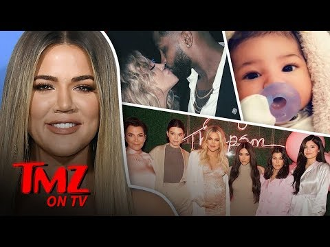 Khloe Kardashian's Daughter Is Uniquely True | TMZ TV