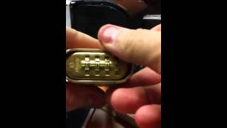 Picking master lock #175 combination lock
