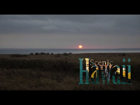 Scenic Hawaii ( Big Island ) in 4K
