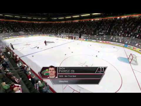 Watch OT game vs Coyotes with TOTY Crosby and Toews